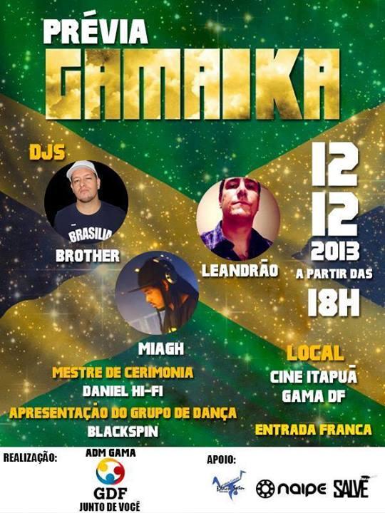 gamaika 7º edição